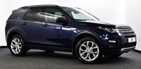 USED 2016 16 LAND ROVER DISCOVERY SPORT 2.0 TD4 HSE Auto 4WD (s/s) 5dr Pan Roof, Reverse Cam, Xenons+