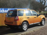 USED 2007 57 LAND ROVER FREELANDER 2.2 TD4 SE 5d 159 BHP FSH X 12 STAMPS!