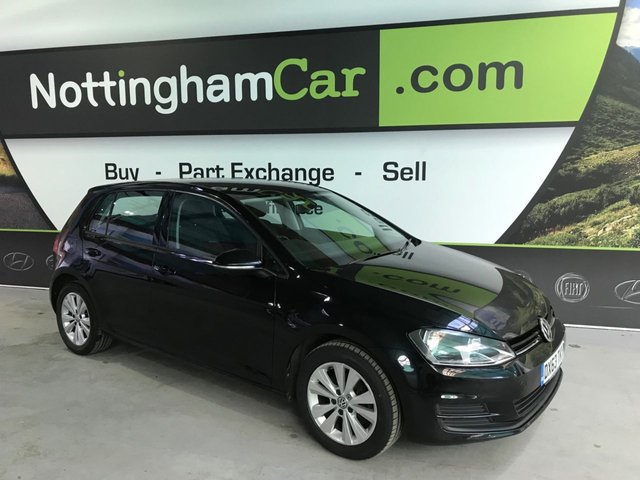 USED 2013 63 VOLKSWAGEN GOLF 1.4 SE TSI BLUEMOTION TECHNOLOGY 5d 120 BHP