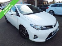 2014 TOYOTA AURIS 1.4 D-4D ICON PLUS 5d 89 BHP £6495.00