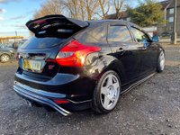 USED 2012 62 FORD FOCUS 2.0 T ST-2 5dr 2 OWNERS+STUNNING CAR+BIG SPEC