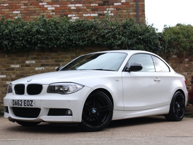2012 62 BMW 1 SERIES 2.0 118D SPORT PLUS EDITION 2d 141 BHP