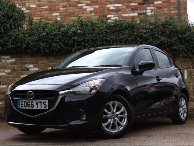 2016 66 MAZDA 2 1.5 RED EDITION 5d 89 BHP