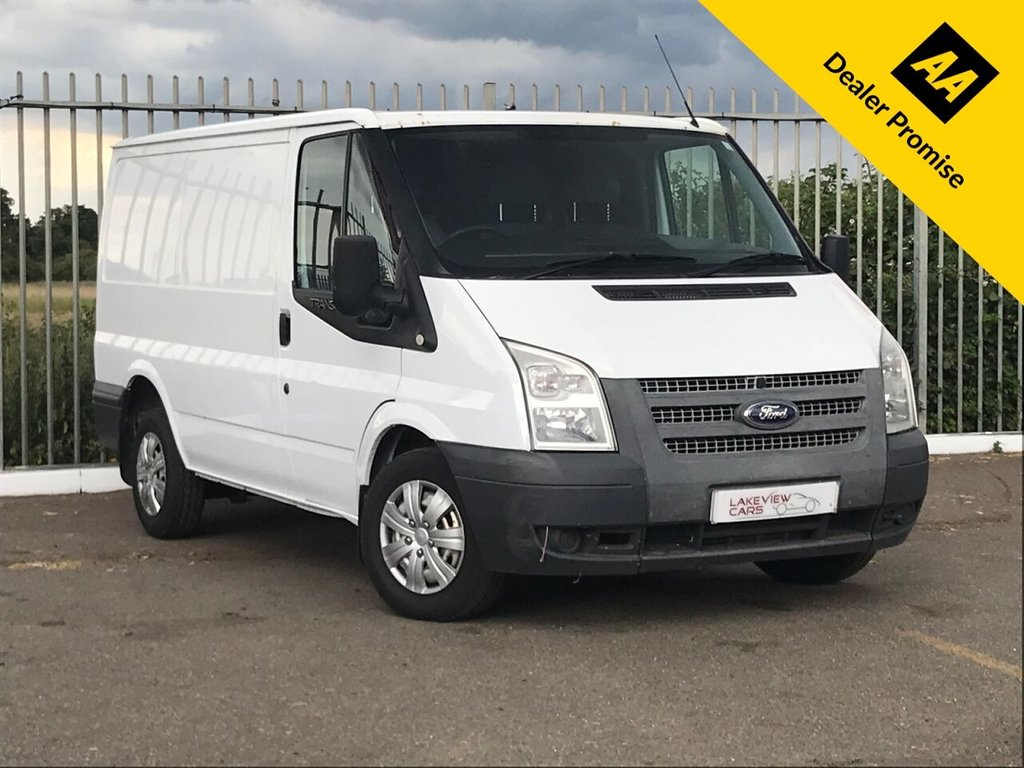 USED 2013 13 FORD TRANSIT 2.2 280 LR 99 BHP
