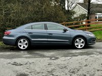 2012 VOLKSWAGEN CC 2.0 TDI BLUEMOTION TECHNOLOGY DSG 4d 138 BHP £6595.00