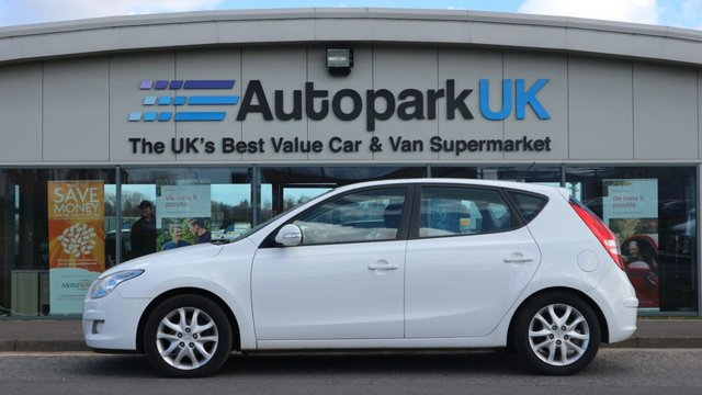 USED 2008 58 HYUNDAI I30 1.4 SE 5d 108 BHP LOW DEPOSIT OR NO DEPOSIT FINANCE AVAILABLE
