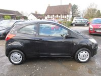 USED 2010 59 FORD KA 1.2 STYLE PLUS 3d 69 BHP LOW MILEAGE LOW TAX  LOW INSURANCE