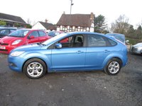 USED 2011 11 FORD FOCUS 1.6 SPORT TDCI 5d 107 BHP EXCELLENT FUEL ECONOMY