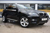 USED 2011 11 BMW X6 3.0 XDRIVE30D 4d 241 BHP NO DEPOSIT FINANCE AVAILABLE