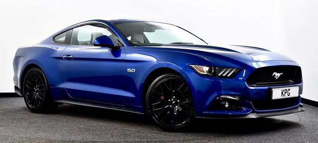 USED 2018 18 FORD MUSTANG 5.0 V8 GT Fastback 2dr Shaker Audio, Climate Seats ++