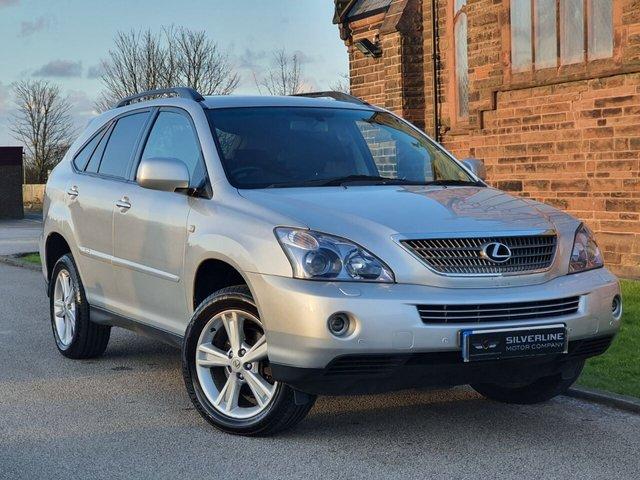 2007 57 LEXUS RX 3.3 400H SE CVT 5d 208 BHP