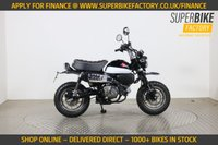 USED 2019 68 HONDA MONKEY ALL TYPES OF CREDIT ACCEPTED GOOD & BAD CREDIT ACCEPTED, OVER 1000 + BIKES IN STOCK