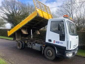 2004 IVECO-FORD EUROCARGO