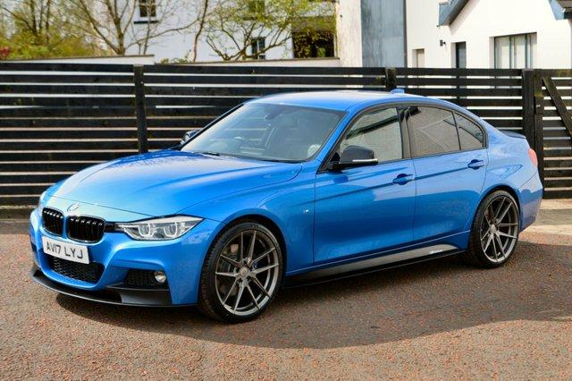 2017 17 BMW 3 SERIES 2.0 320D M SPORT 4d 190