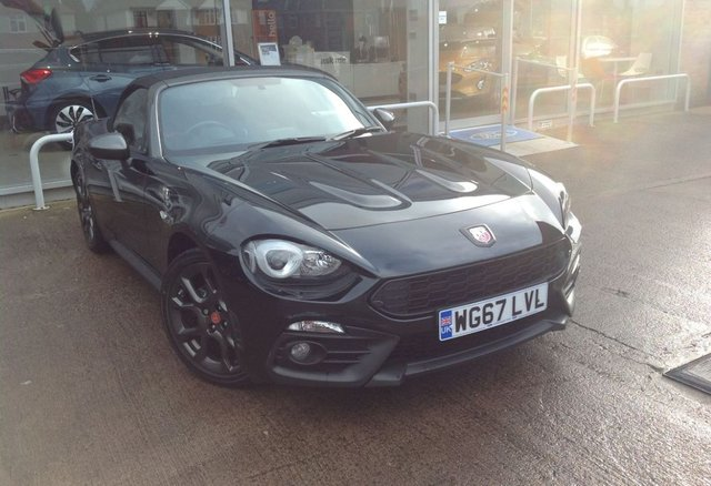 View our ABARTH 124