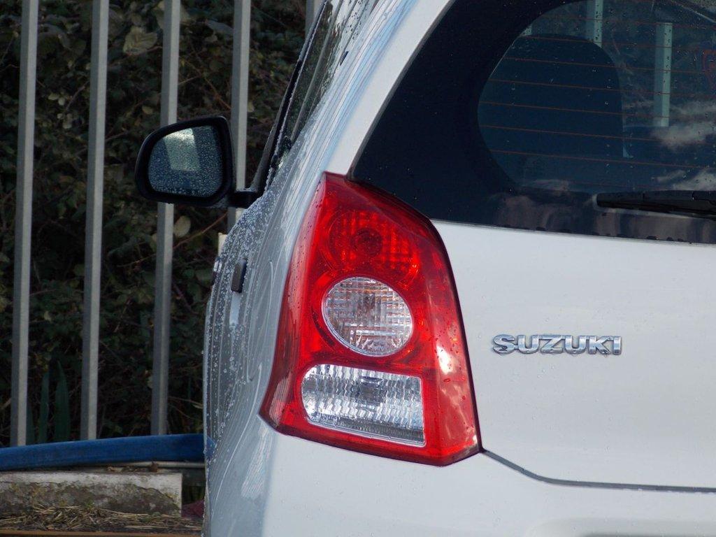 USED 2013 63 SUZUKI ALTO 1.0 SZ3 5d 68 BHP