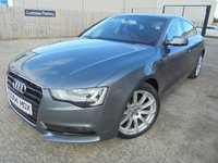 USED 2015 64 AUDI A5 2.0 SPORTBACK TDI SE TECHNIK 5d 174 BHP Superb Condition, One Owner, FSH, No Deposit Finance Available, Part Ex Welcomed