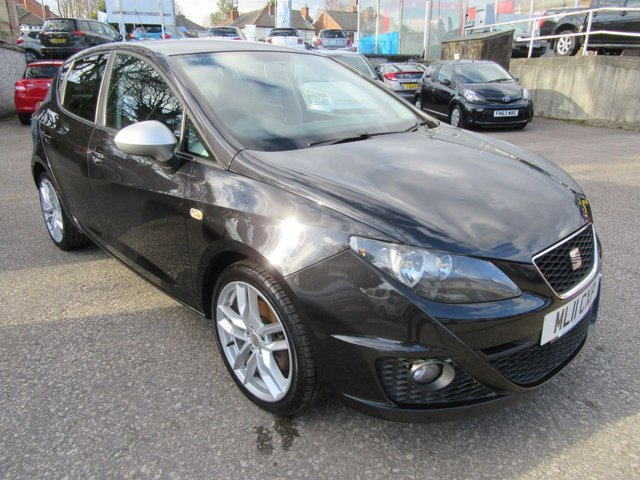 USED 2011 11 SEAT IBIZA 2.0 CR TDI FR 5d 140 BHP During the COVID-19 crisis we will be offering FREE delivery nationwide on all our cars travel permissible Details on request . A rare Seat Ibiza FR 2.0 diesel model Plenty of VA VA VOOM  Service & MOT prior to sale Free 12 Mths AA breakdown cover