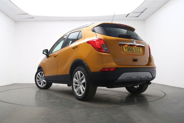 VAUXHALL MOKKA X at Georgesons