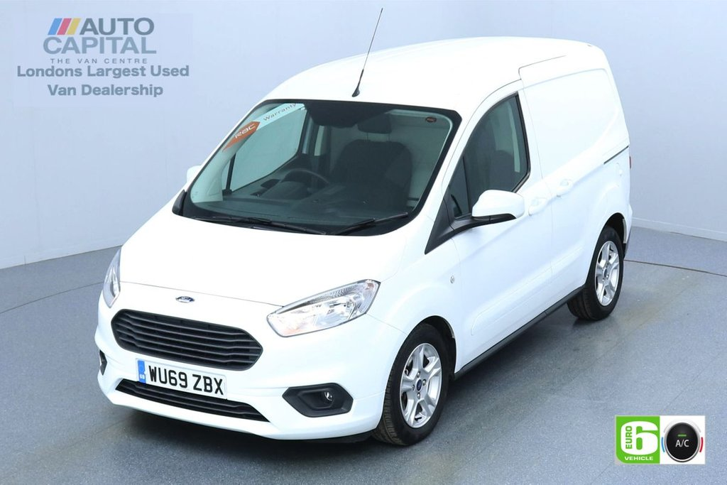 USED 2019 69 FORD TRANSIT COURIER 1.5 Limited TDCI 100 BHP Euro 6 Low Emission Finance Packages Available | Air Con| Sensors | Alloy wheels | Auto Start-Stop system