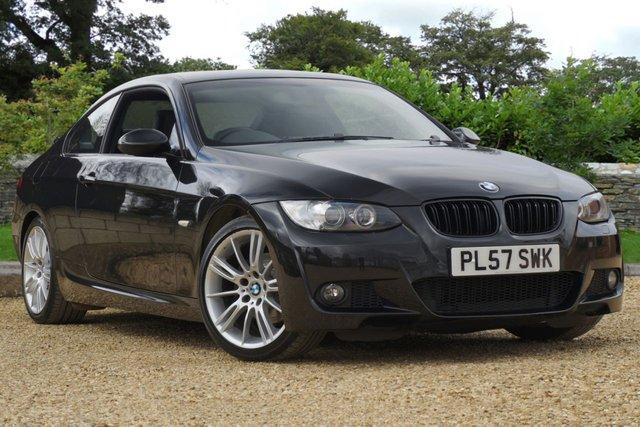 2008 57 BMW 3 SERIES 2.0 320I M SPORT 2d Coupe Petrol Manual
