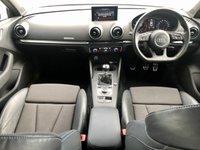 USED 2016 66 AUDI A3 1.6 TDI S LINE 4d 109 BHP