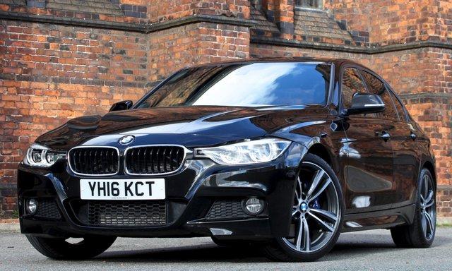 2016 16 BMW 3 SERIES 2.0 320D M SPORT 4d 188 BHP [ FULL BMW SERVICE HISTORY ]