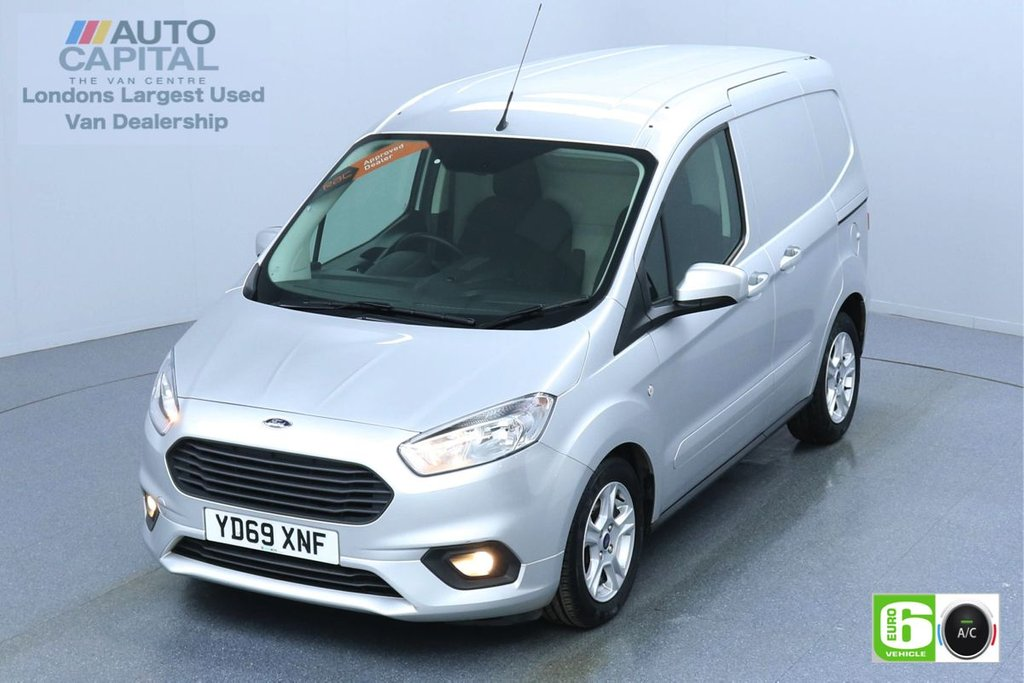 USED 2019 69 FORD TRANSIT COURIER 1.5 LIMITED TDCI 100 BHP L1 SWB EURO 6 ENGINE AIR CON | PARKING SENSORS | ALLOY WHEELS