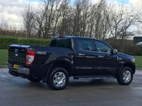 USED 2016 16 FORD RANGER 2.2 LIMITED 4X4 DCB TDCI 4d 158 BHP