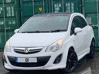 USED 2011 11 VAUXHALL CORSA 1.2 i 16v Limited Edition 3dr (a/c) PrivacyGlass/ISOFIX/Cloth
