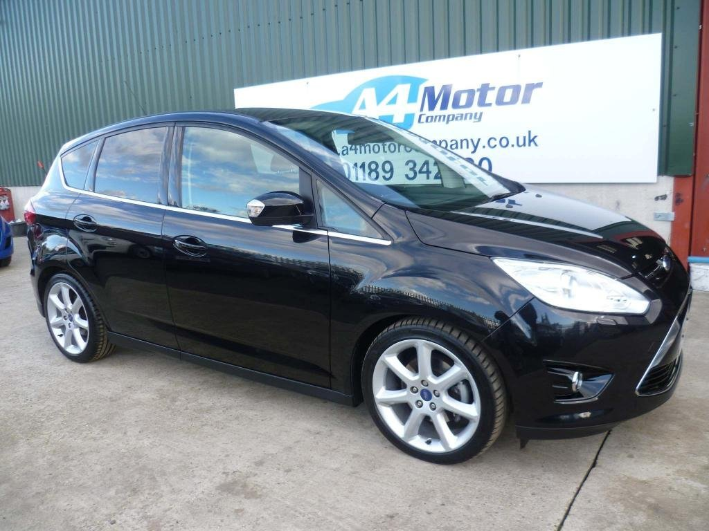 USED 2014 64 FORD C-MAX 1.6 EcoBoost Titanium X (s/s) 5dr 115 + REVIEWS YOU CAN TRUST!!