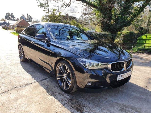 2017 67 BMW 3 SERIES 2.0 320D M SPORT GRAN TURISMO 5d 188 BHP