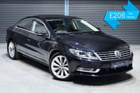 USED 2013 VOLKSWAGEN CC 2.0 GT TDI BLUEMOTION TECHNOLOGY DSG ** HEATED FRONT SPORTS SEATS, ISOFIX POINTS **