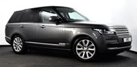 USED 2014 14 LAND ROVER RANGE ROVER 3.0 TD V6 Vogue SE Auto 4WD (s/s) 5dr Pan Roof, Deployable Steps, TV