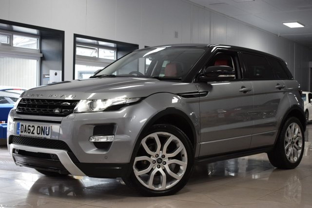 USED 2013 62 LAND ROVER RANGE ROVER EVOQUE 2.2L SD4 DYNAMIC 5d AUTO 190 BHP STUNNING RANGE ROVER EVOQUE! MUST BE SEEN!