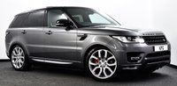 USED 2017 17 LAND ROVER RANGE ROVER SPORT 4.4 SD V8 Autobiography Dynamic CommandShift 2 4X4 (s/s) 5dr £10k Extra's, Rear DVD's, TV +