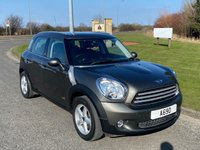 USED 2014 14 MINI COUNTRYMAN 2.0 COOPER D ALL4 5d 110 BHP FULL LEATHER, PEPPER PACK