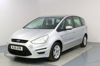 USED 2014 14 FORD S-MAX 1.6 TDCi Zetec (s/s) 5dr £545 EXTRAS ,7 SEATS,BLUETOOTH