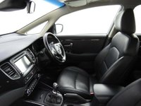 USED 2013 63 KIA CARENS 1.7 CRDi 3 (s/s) 5dr (7 Seats) SAT NAV, LEATHER, BLUETOOTH