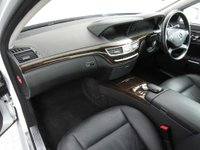 USED 2012 12 MERCEDES-BENZ S-CLASS 3.0 S350 CDI BlueTEC 7G-Tronic Plus 4dr £970 EXTRAS, SAT NAV, LEATHER