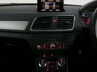 USED 2014 63 AUDI Q3 2.0 TDI SE 5dr LEATHER, BLUETOOTH, DAB