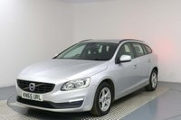 USED 2015 65 VOLVO V60 2.0 D3 Business Edition (s/s) 5dr SAT NAV, BLUETOOTH, DAB