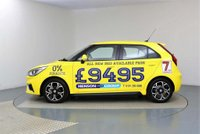 USED 2019 19 MG 3 1.5 VTi-TECH Exclusive (s/s) 5dr **EX DEMONSTRATOR**LOW MILES**