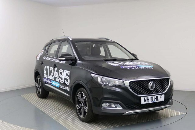 View our MG MG ZS