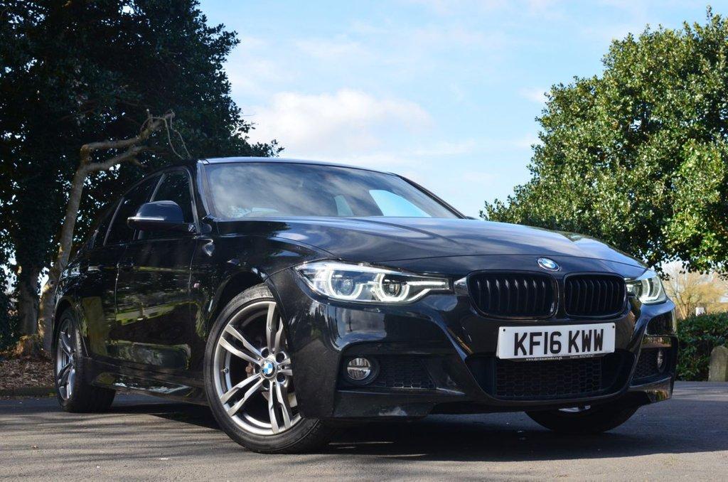 USED 2016 16 BMW 3 SERIES 2.0 320I M SPORT 4d 181 BHP ++Fantastic M-Sport Spec On This Car++