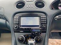 USED 2006 06 MERCEDES-BENZ SL 3.7 SL350 2d 245 BHP