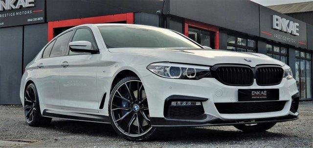 2017 67 BMW 5 SERIES 3.0 540I XDRIVE M SPORT MASSIVE OPTIONS HUGE SPEC