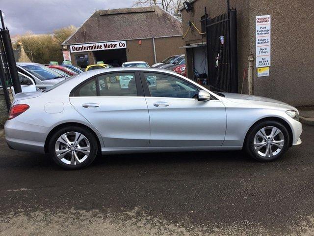 USED 2017 67 MERCEDES-BENZ C-CLASS 1.6 C 200 D SE EXECUTIVE EDITION 4d 136 BHP ++FOR FULL DETAILS CALL JOHN ON 07972385205++
