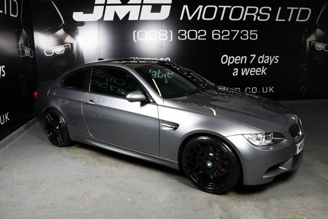 USED 2010 10 BMW M3 LATE 2010 BMW M3 4.0 M3 415 BHP (FINANCE AND WARRANTY)