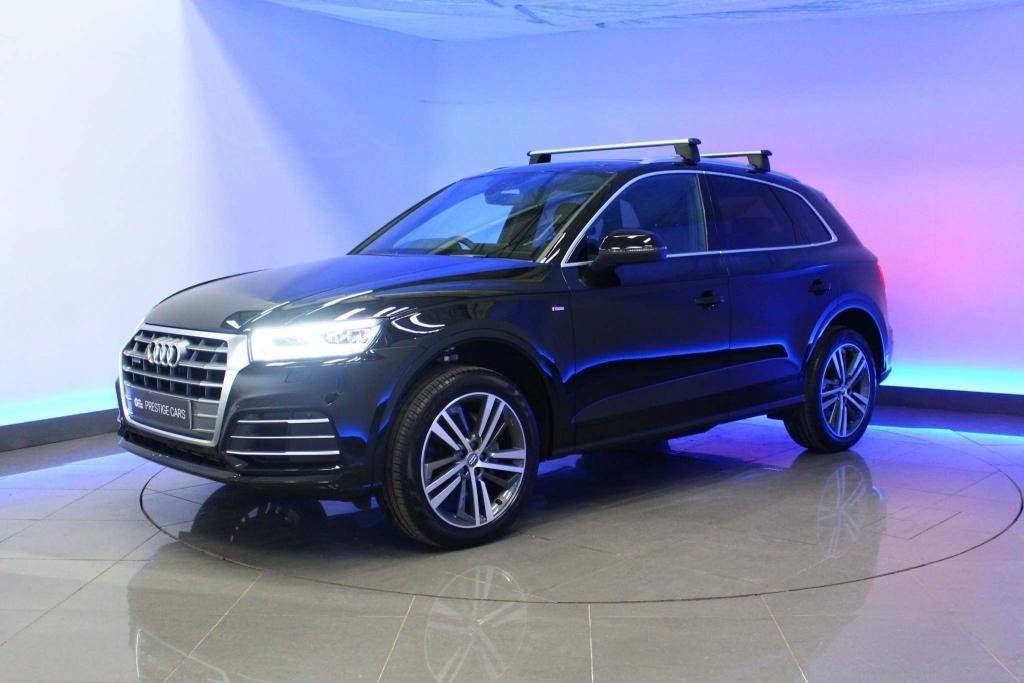 USED 2019 69 AUDI Q5 2.0 TDI 40 S line S Tronic quattro (s/s) 5dr TECHNOLOGY PACK HEATED SEATS